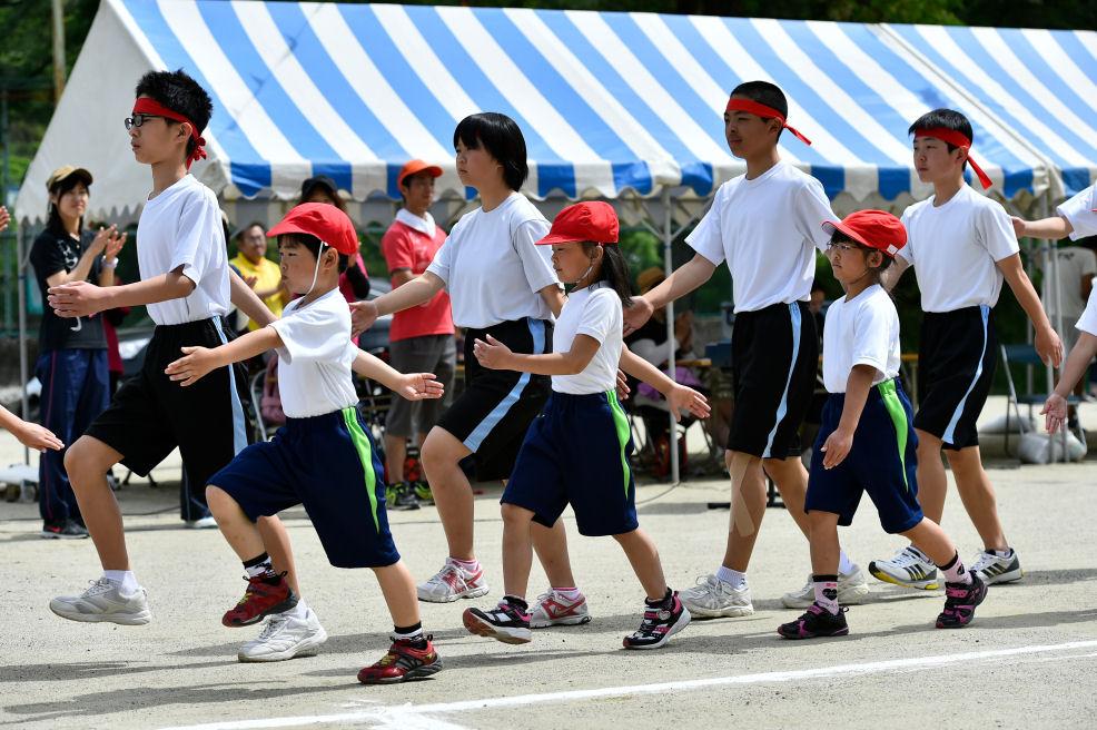 小中合同体育祭