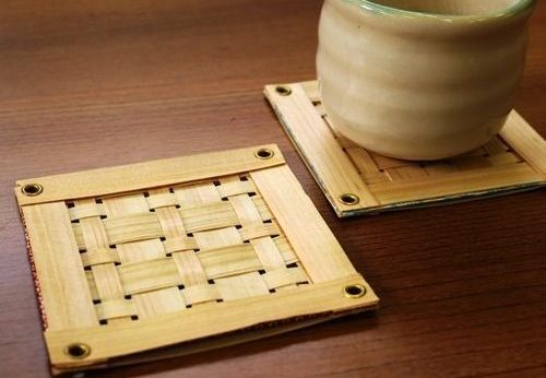 7/30(土)・8/14(日)・8/15(月)きおび編みコースター作り