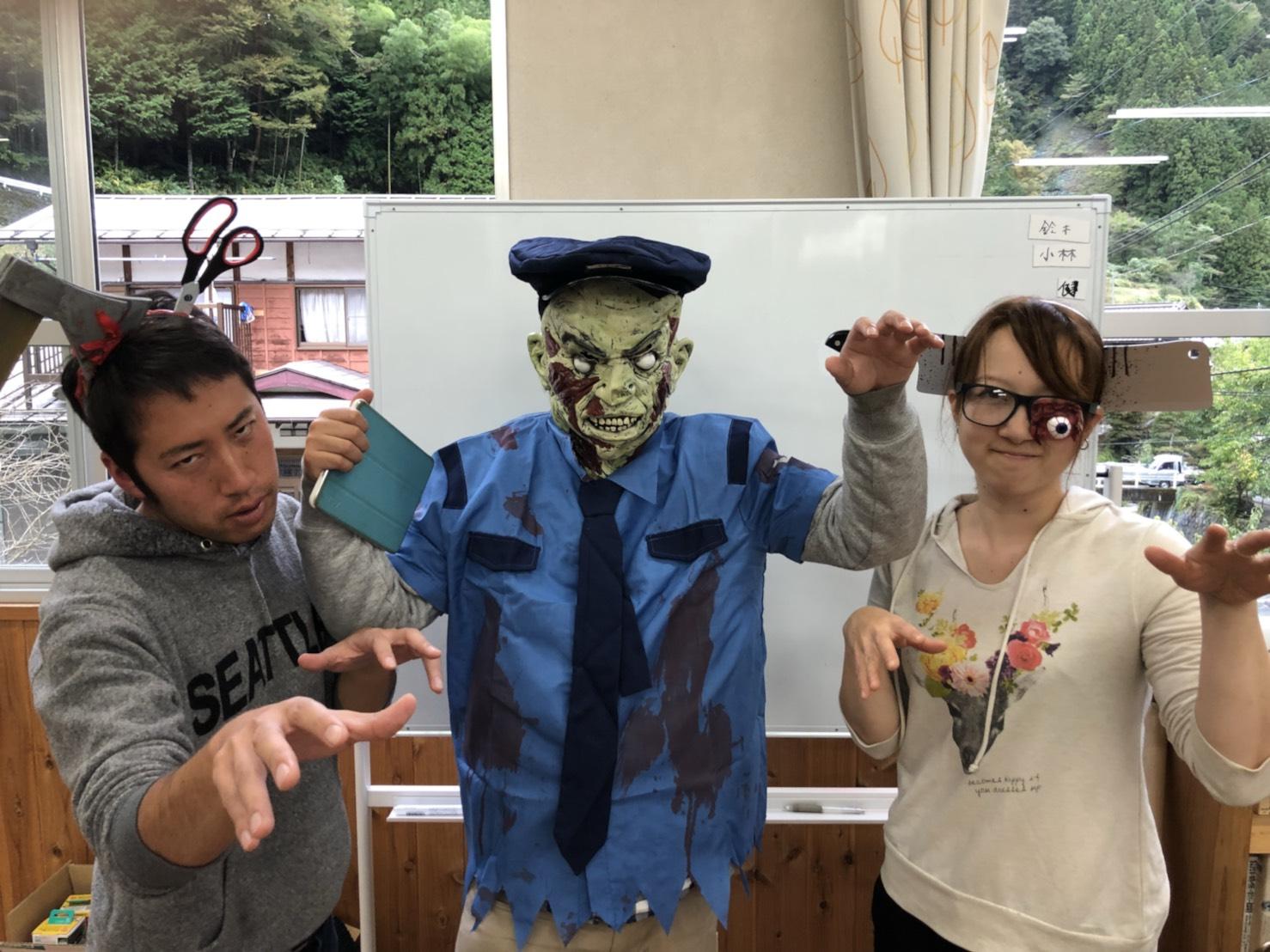 地域おこし協力隊の日常~10月編~