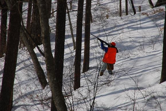 【1月28日(土)・29日(日)参加募集締切】猟コース初級編~猟師と一緒に山歩き~